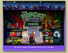Thumbnail of Club Rapcat Site